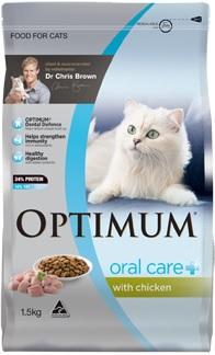 Optimum Oral Care Chicken