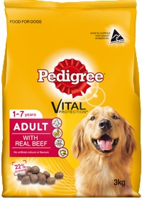 Pedigree Adult Beef