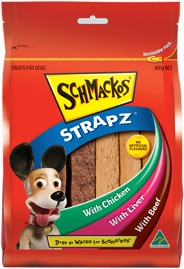 Schmackos Strapz Variety Pack