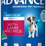 Advance Puppy Plus Growth Lamb And Rice