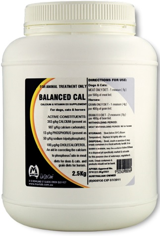 Balanced Calcium Powder
