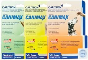 Canimax Large Dog (20kg)