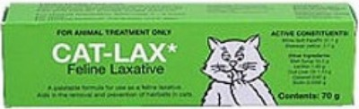 Cat-Lax Feline Laxative