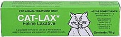 Cat-Lax Feline Laxative