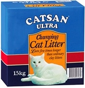 Catsan Ultra Clumping Clay Litter