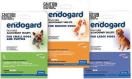 Endogard Small Dog (0-5kg)