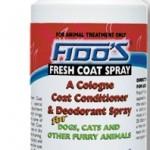 Fido's Fresh Coat Spray
