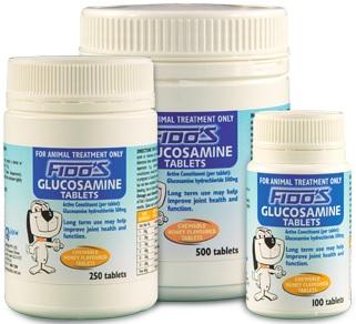 Fido's Glucosamine Tablets