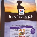 Hill's Ideal Balance Mature Adult Natural Chicken & Brown Rice
