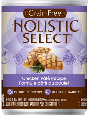 Holistic Select Grain Free Chicken