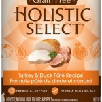 Holistic Select Grain Free Turkey & Duck (cans)