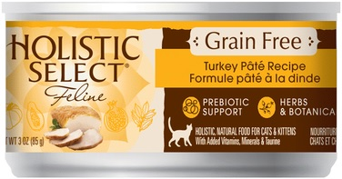 Holistic Select Grain Free Turkey (Wet Food)