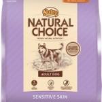 Nutro Natural Choice Sensitive Skin, Fish & Rice Formula