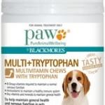 Paw Multi+Tryptophan Chews