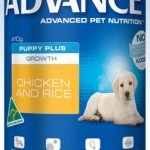 Advance Puppy Plus Growth Chicken And Rice Cans