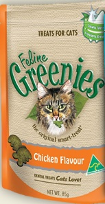 Greenies Feline Treats Chicken