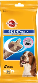 Pedigree Dentastix Medium Breed (10-25kg)