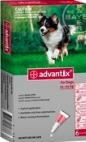 Advantix Large Dog Red (10-25kg)