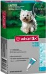 Advantix Medium Dog Blue (4-10kg)