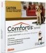 Comfortis Chewables Extra Large Dog Brown (27.1-54kg)