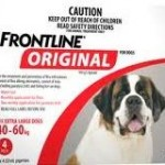 Frontline Original Extra Large Dog Red (40-60kg)