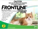 Frontline Plus Cat Green