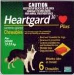 Heartgard Plus Chewables Medium Dog Green (12-22kg)