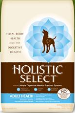Holistic Select Adult Health Anchovy, Sardine and Salmon Meals Recipe Meals