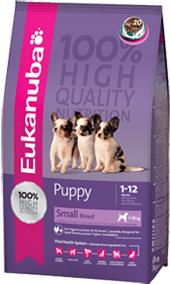 Eukanuba Puppy Small Breed Dry Dog Food