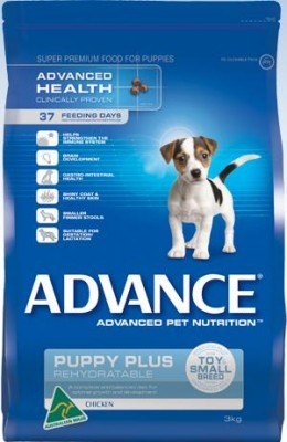 Advance Puppy Plus Rehydratable, Toy Small Breed