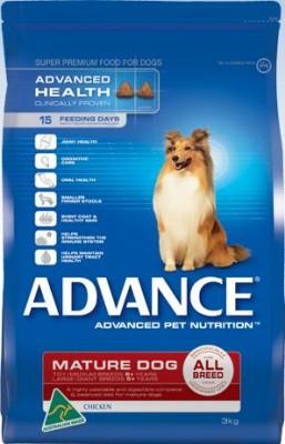 Advance Mature Dog