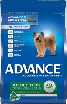 Advance Adult Dog Food