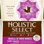 Holistic Select Small And Mini Breed Puppy Health Anchovy, Sardine and Chicken Meal