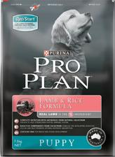 Pro Plan Puppy Lamb And Rice