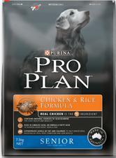 Pro Plan Senior Chicken And Rice