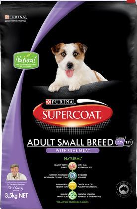Supercoat Adult Small Breed