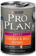 Pro Plan Adult Chicken & Rice Entree (Wet Food)