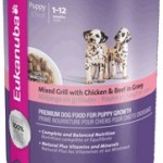 Eukanuba Puppy Mixed Grill With Chicken And Beef