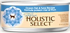 Holistic Select Cats And Kittens, Ocean Fish & Tuna (Wet Food)
