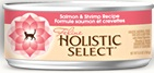 Holistic Select Cats And Kittens, Salmon & Shrimp (Wet Food)