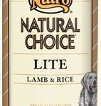Nutro Natural Choice Lite Lamb & Rice