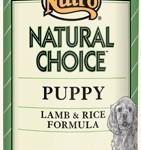 Nutro Natural Choice Puppy Lamb & Rice Formula