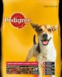Pedigree Adult Small Breed Complete Nutrition With Real Beef And Vegies