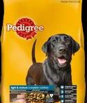 Pedigree Light And Mature Complete Nutrition With Chicken