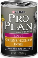 Pro Plan Adult Chicken & Vegetables Entree