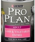 Pro Plan Adult Lamb & Vegetables Entree