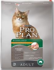 Pro Plan Sterilised Cat
