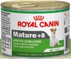 Royal Canin Mini Mature +8 (Wet Food)