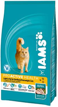 Iams ProActive Health Adult Light Sterilised Cat