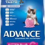 Advance Kitten Plus Growth